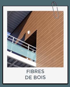 Clins en fibres de bois