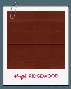 Bardage CanExel Profil Ridgewood