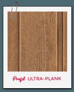 Bardage CanExel Profil Ultra-Plank