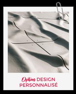 Les panneaux Swisspearl au design personnalisé
