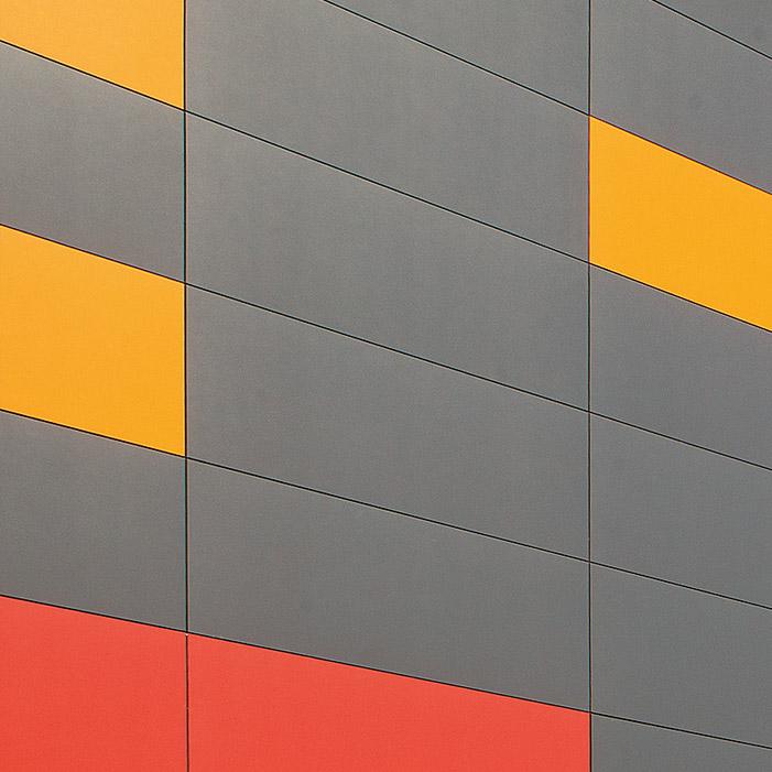 Swisspearl : Des couleurs sur-mesure