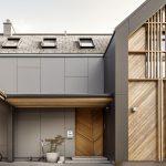 maison individuelle Swisspearl